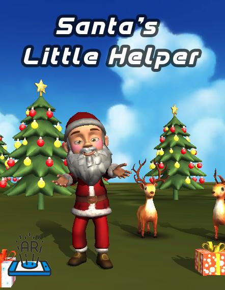 Santa's Little Helper - iStory Storytelling - AR VR