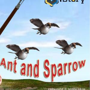 iStory - Ant and Sparrow