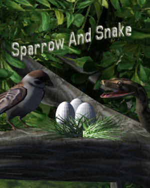 iStory - Sparrow and Snake