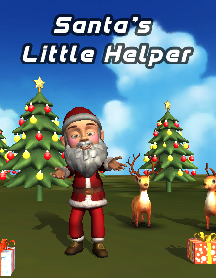 Santa's Little Helper - iStory Storytelling - AR VR