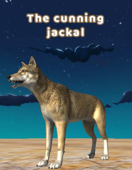iStory - The cunning Jackal - AR VR Storytelling